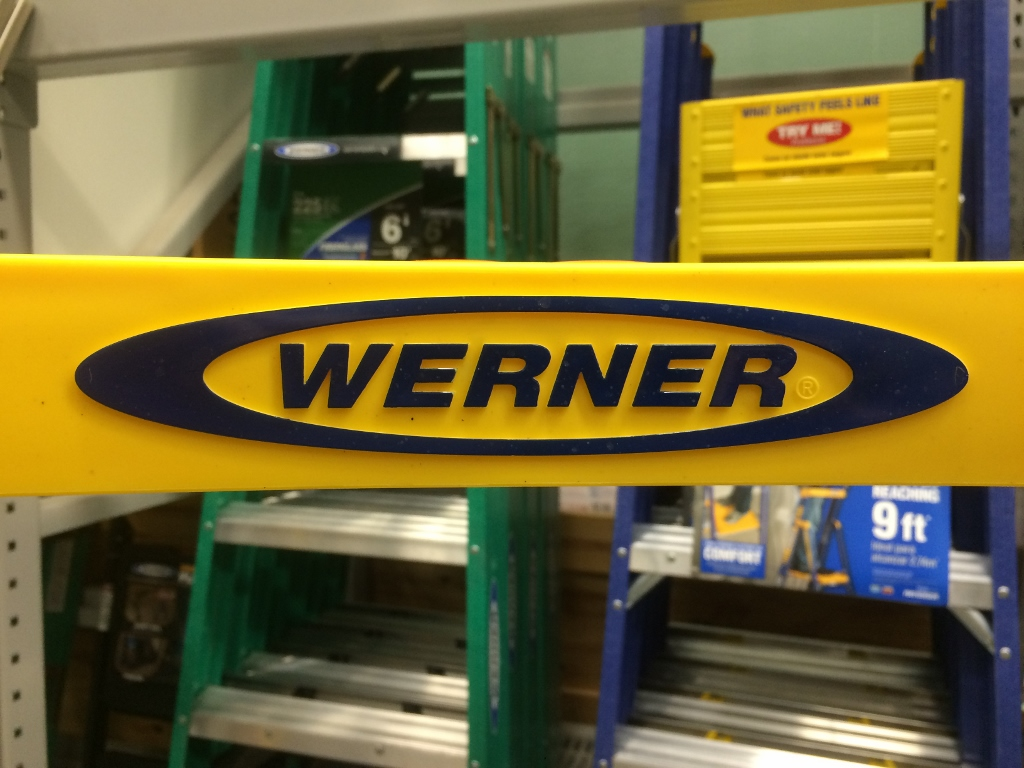 Werner Podium Ladders Real Tool Reviews