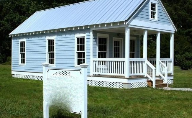 Tiny House Virginia Is For Downsizing