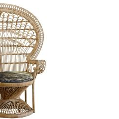 Peacock Hanging Chair Wooden Kitchen Chairs Argos Worst Home Decor Ideas Of The 1970s Realtor