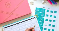 the content planner, social media planner, content planner