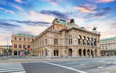 Frohe Weihnachten aus Wien – Merry Christmas from Vienna
