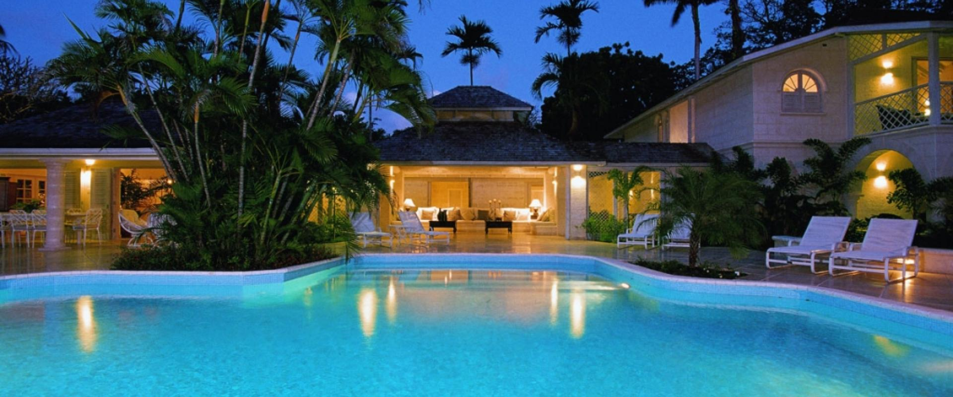 Bluff House Sandy Lane Beachfront West Coast for vacation holiday rental in Barbados