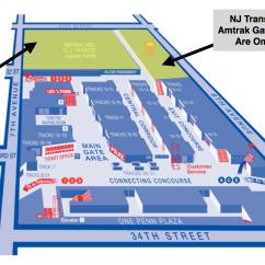 New York City Subway Diagram Plot Outline Real Transit