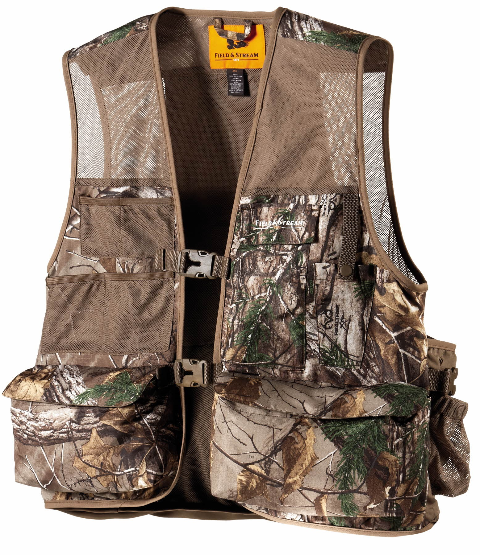 predator hunting chair cheap cool chairs field and stream everyhunt turkey vest in realtree xtra