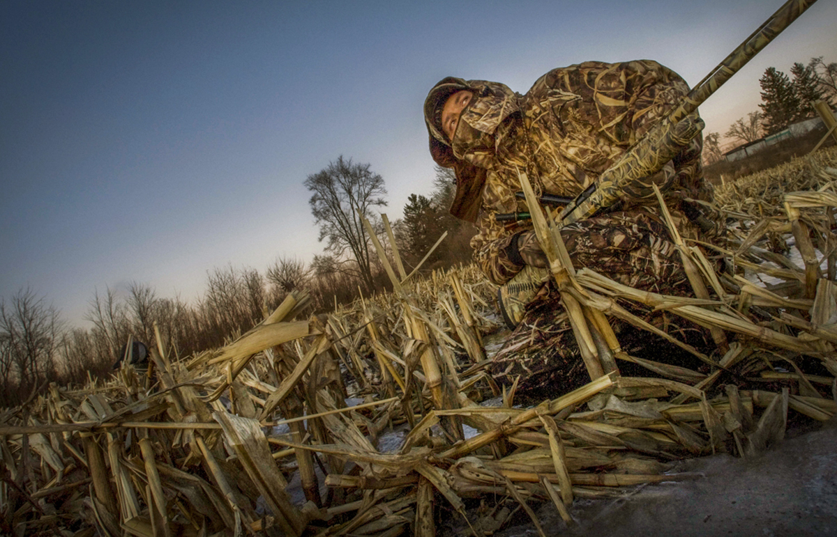 Wet and Wild How to Hunt Flooded Fields  Realtree Camo