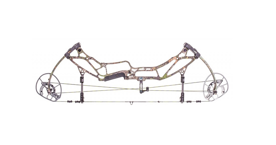The New Bear LS6 Compound Bow now available from Merlin