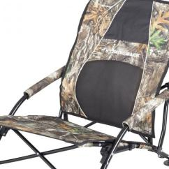 Strong Back Chairs Plastic Folding Strongback Low G Realtree Edge Chair Camo Manufactured By