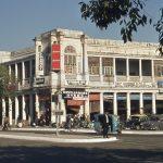 New Delhi's Connaught Place