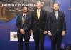Mr Sunil Gupta - CEO Yotta , Dr. Niranjan Hiranandani - CMD Hiranandani Group, Mr. Darshan Hiranandani Group CEO