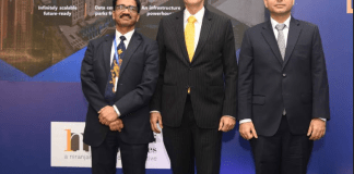 Mr Sunil Gupta - CEO Yotta , Dr. Niranjan Hiranandani - CMD Hiranandani Group, Mr. Darshan Hiranandani Group CEO