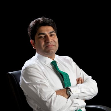 Mr. Anshuman Magazine, Chairman & CEO - India, South East Asia, Middle East & Africa, CBRE