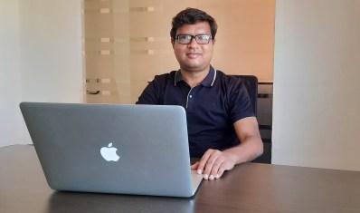 Riaz Maniyar, Co-founder-YieldAsset Real Estate Tech Pvt Ltd