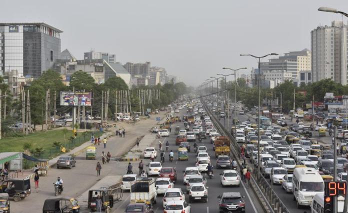 Sohna Road