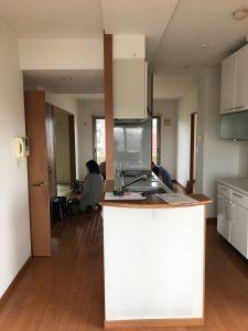 マンション,キッチン