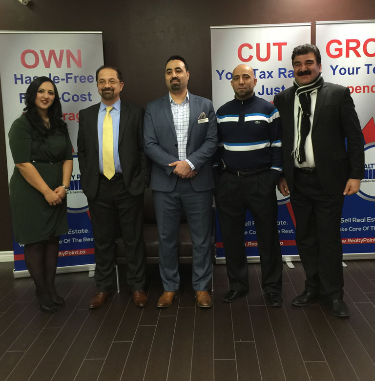 Rumi Realty Point franchisees