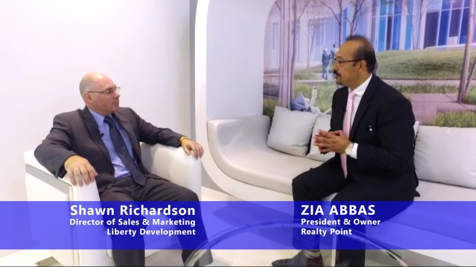 Liberty Development's Shawn Richardson Talks with Zia Abbas About Cosmos 3