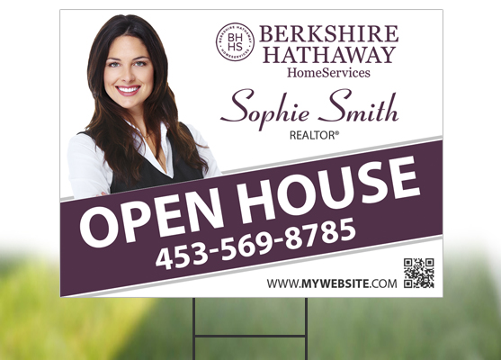 Berkshire Hathaway Yard Signs Berkshire Hathaway Sign Templates