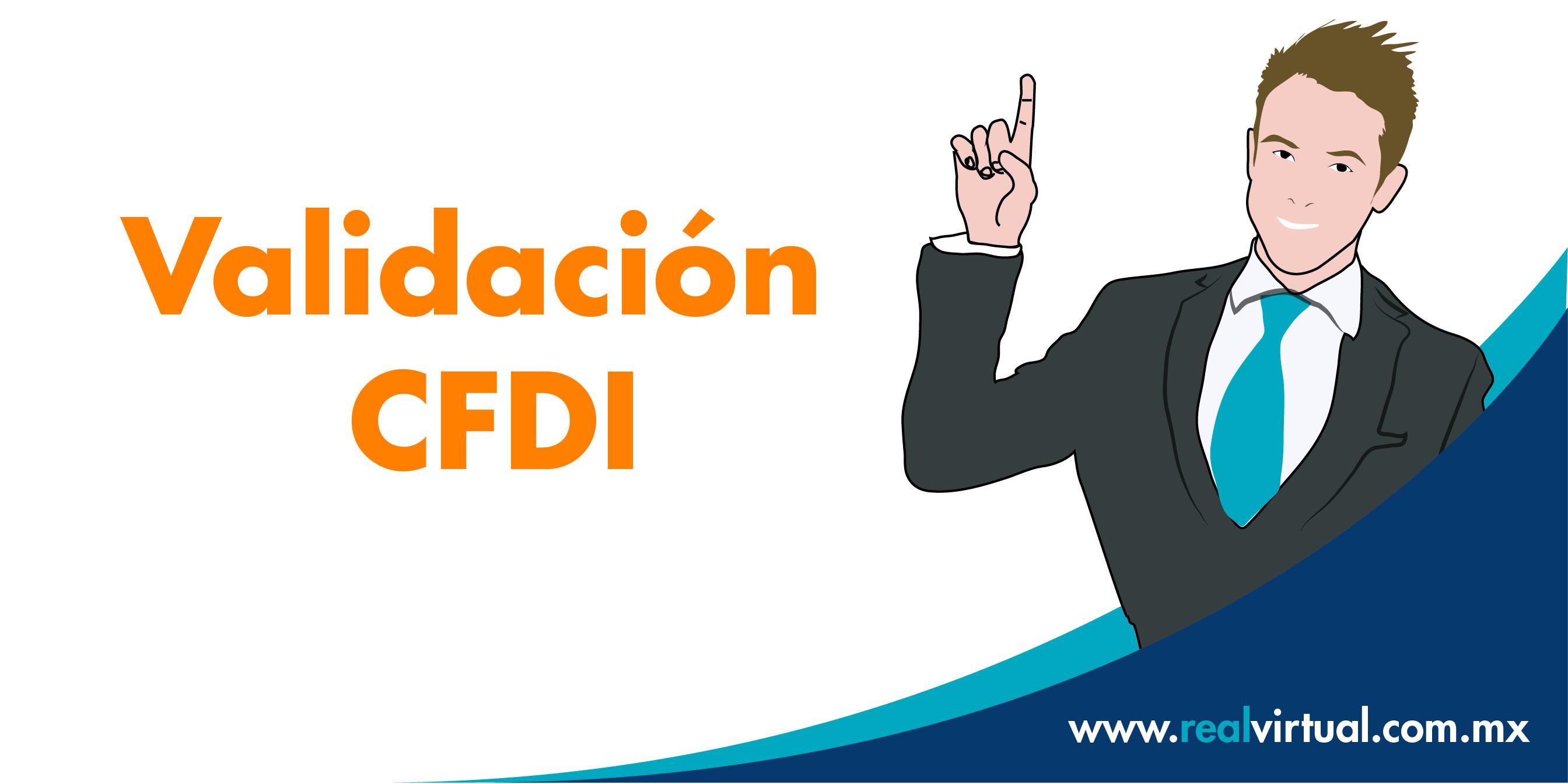 Validación CFDI