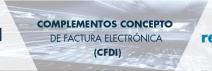 Complementos Concepto Para Factura Electrónica CFDI