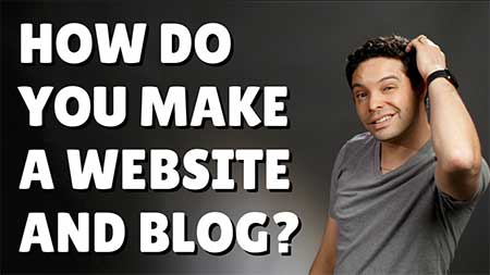 Make A Website And Get It Launched Quickly & Easily