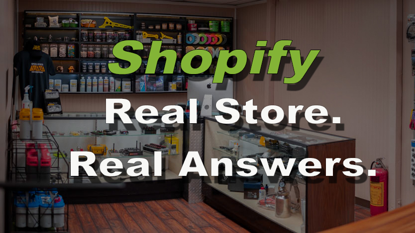 Shopify Review. Real Business. Real Answers.