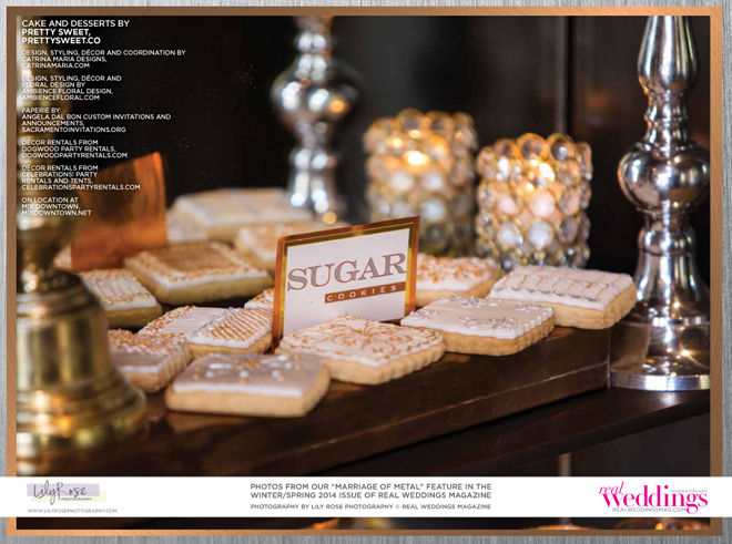 From Real Weddings Magazine, www.realweddingsmag.com