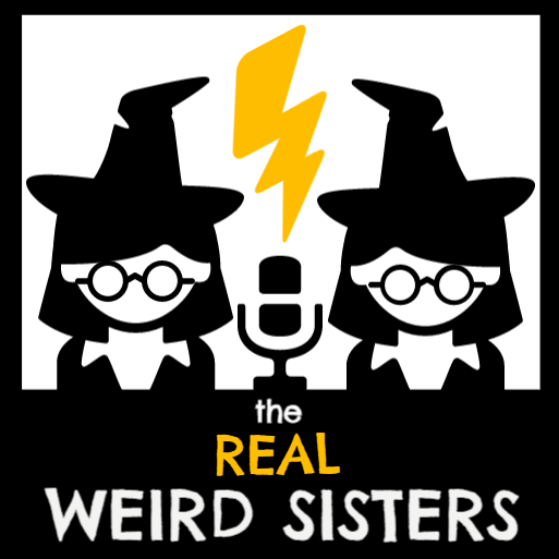 The Real Weird Sisters Logo