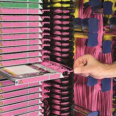 H+S fiber management solutions at CiscoLive