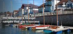 Airangel and ITS win Broadband award