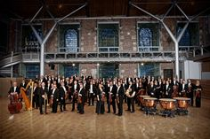 London Symphony Orchestra (LSO) in action