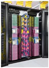 LISA Double Access fiber management system