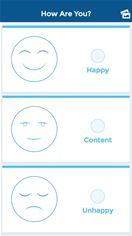 Disfrutado por una pantalla de Medelinked Happy