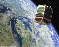 Telesat's Phase 1 LEO satellite