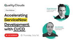 Accelerating ServiceNow Development with CI/CD Webinar