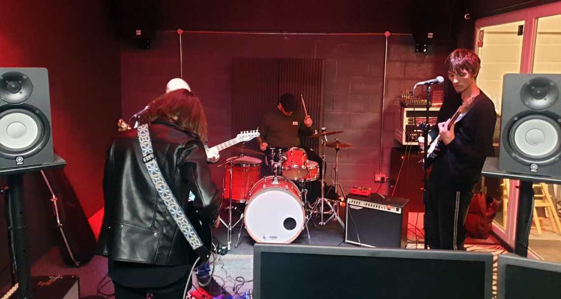 White Noise Rehearsal & Recording Space