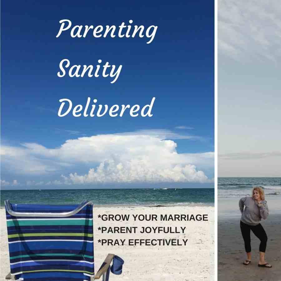Parenting sanity delivered