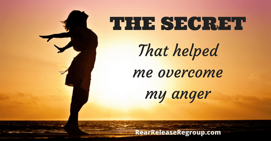 "The secret that helped me overcome my anger; breaking free from my inner ""momster"" and flourishing into a graceful mother."