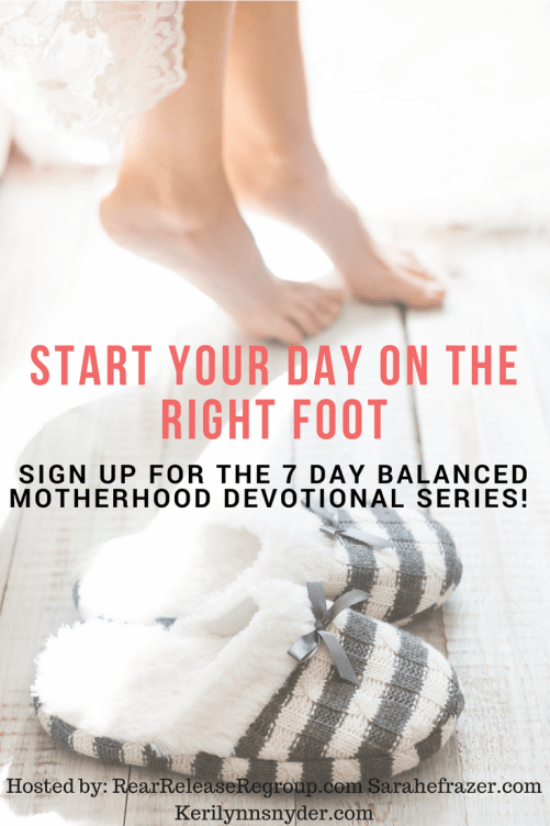 Join the Balanced Motherhood team for your 7-day free devotional called Motherhood: a Balanced Perspective!