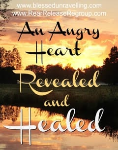 An angry heart revealed and healed; how to recognize the brokenness triggering your control-driven rage and accept forgiveness and healing from God.