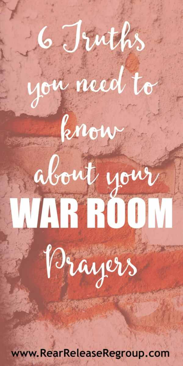 6 truths you need to know about war room