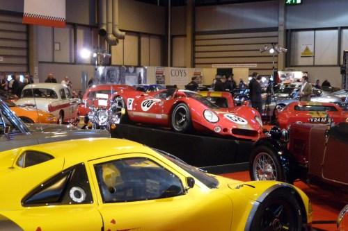 small resolution of autosport international the racing car show
