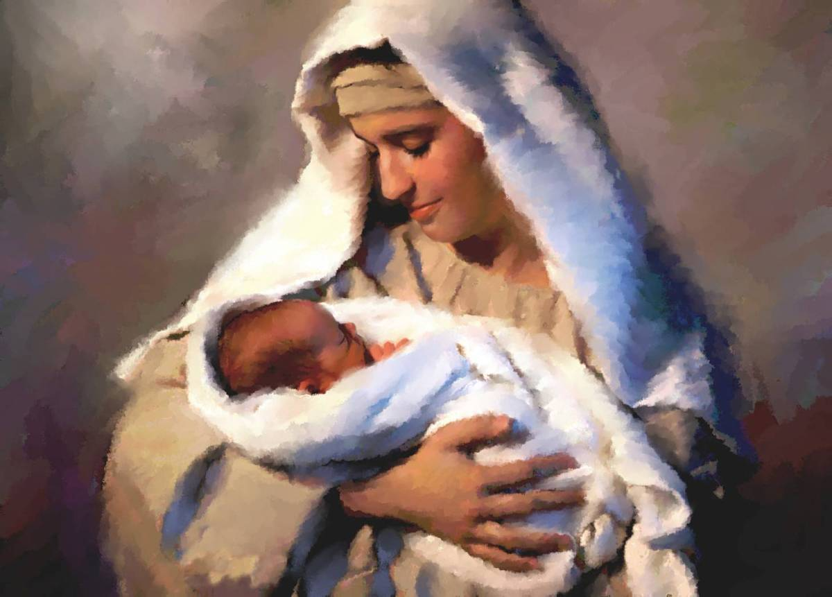 "4 Reasons Mary Is ""Blessed Among Women"""