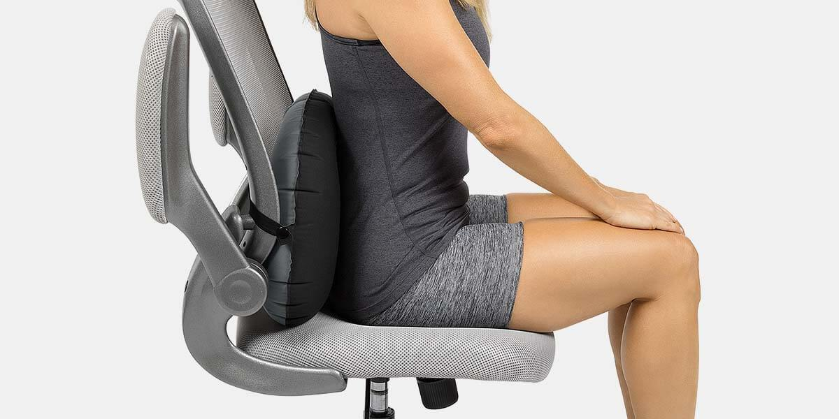 top reasons why lumbar support pillows