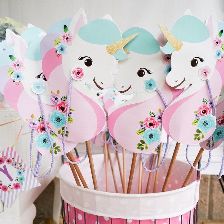 25 Unicorn Birthday Party Ideas