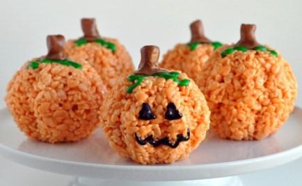 Pumpkin-Face-Rice-Krispies-Treats-2