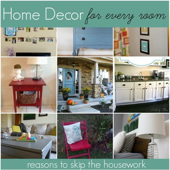 home decor for every room