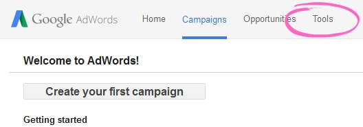 google adwords beginners