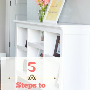 5 Steps to Create a Welcoming Entryway