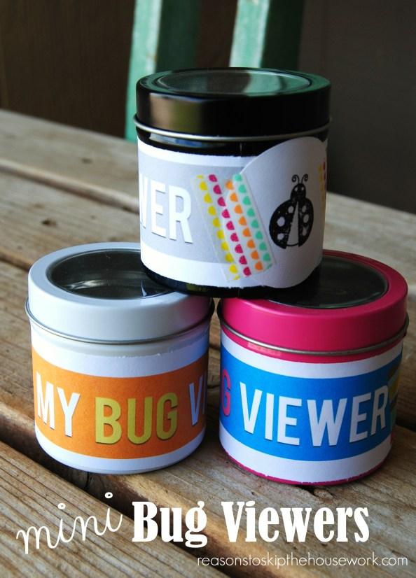 mini bug viewers