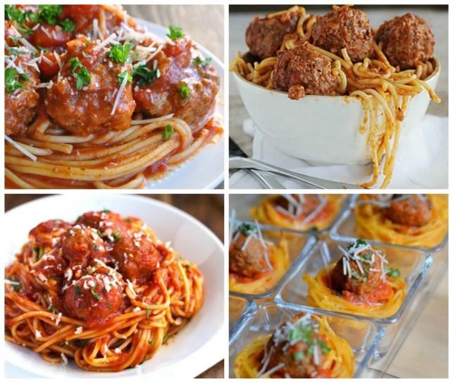 spaghetti recipes